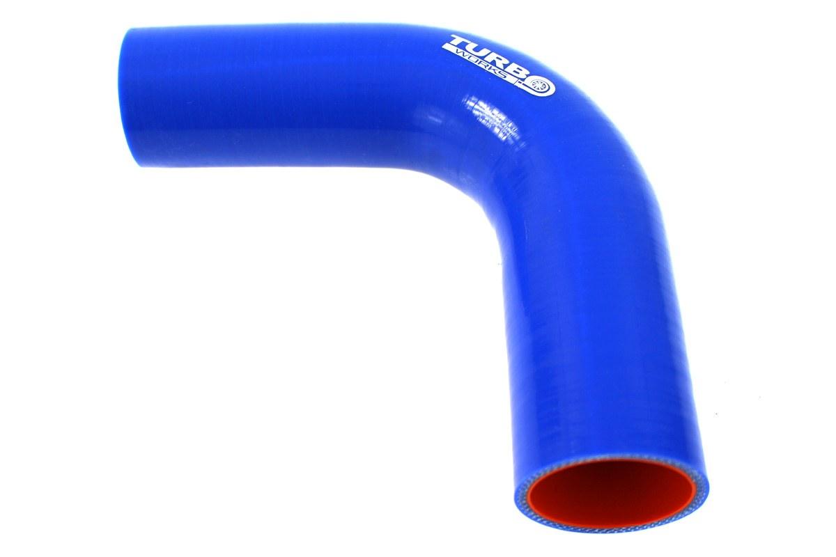 Kolanko 90st TurboWorks Pro Blue 51mm XL - GRUBYGARAGE - Sklep Tuningowy